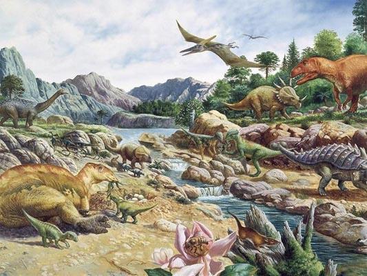 The Mesozoic Era