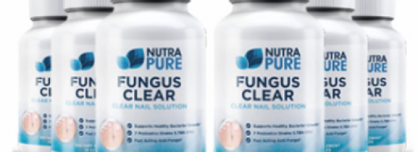 NutraPure Clear Fungus Review