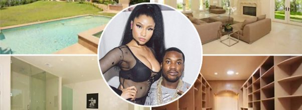 Nicki Minaj's House
